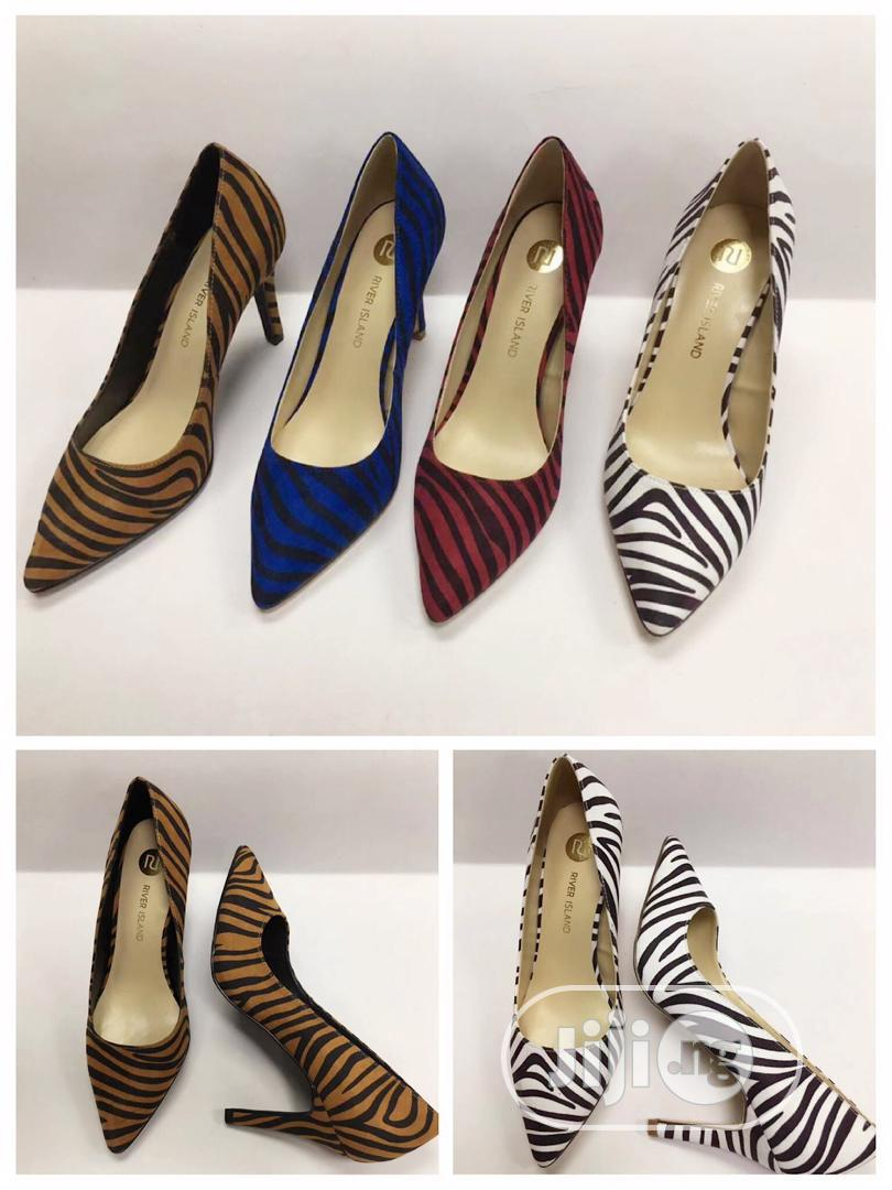 Original Quality and Beautiful Ladies Shoes   Shoes for sale in Ajah, Lagos State, Nigeria