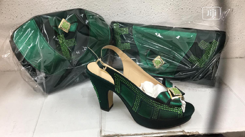 Italian Shoe and Bag