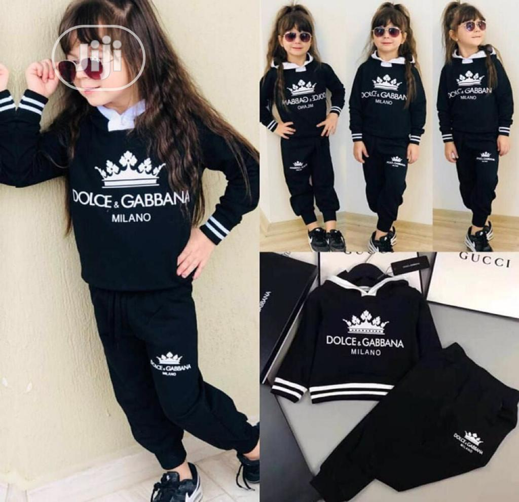 Dolce& Gabbana Track For Kids