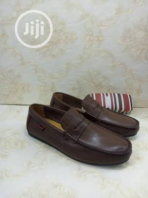 Clarks Loafers Flat Shoes Genuine Leather | Shoes for sale in Lagos State, Lagos Island (Eko)