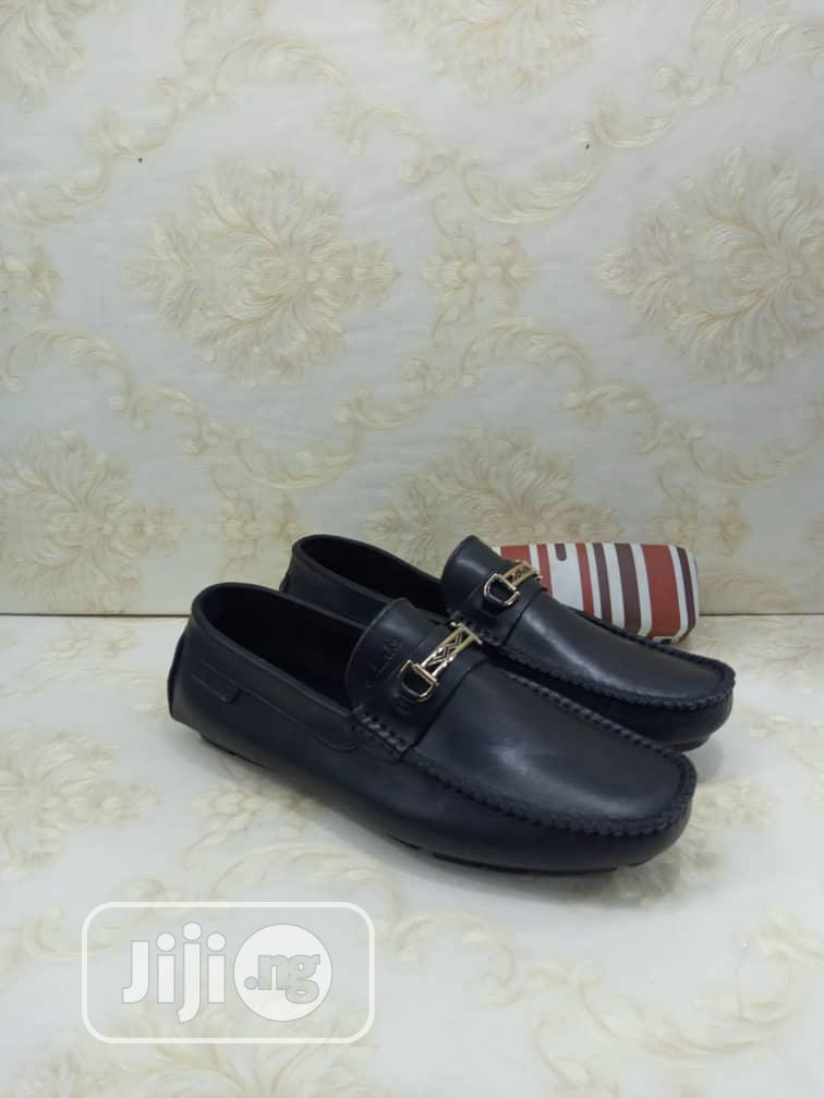 Clarks Loafers Flat Shoes Genuine Leather | Shoes for sale in Lagos Island, Lagos State, Nigeria