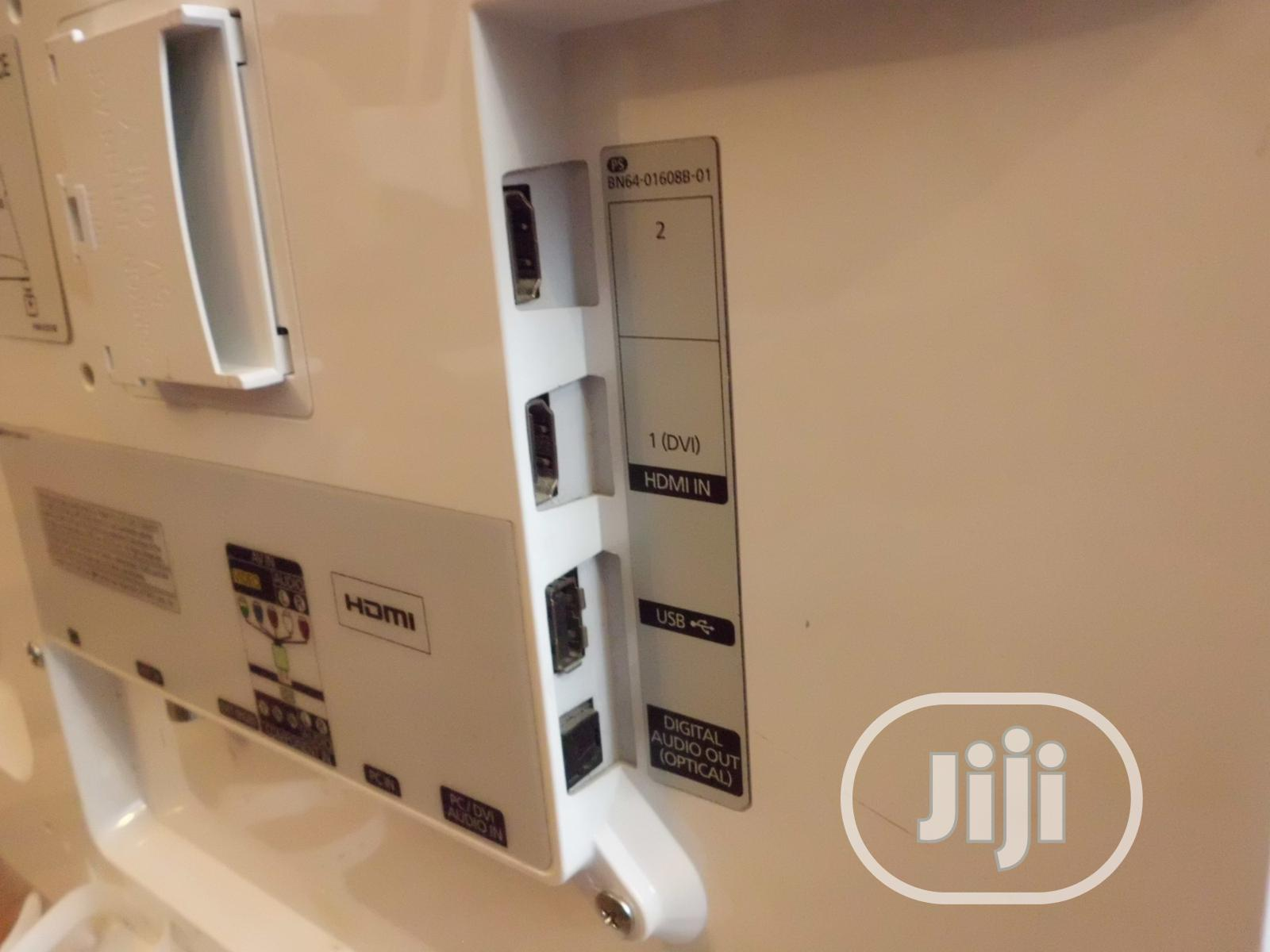 Samsung Led UE22D5010 Fullhd 1080p, Uk Used   TV & DVD Equipment for sale in Ikeja, Lagos State, Nigeria