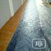 Stamped Concrete Floors | Landscaping & Gardening Services for sale in Lagos State, Lagos Island