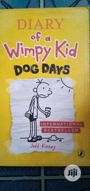 Diary Of A Wimpy Kid ,(Dog Days) | Books & Games for sale in Lagos State, Mushin