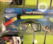 Swimming Snorkel With Mask | Sports Equipment for sale in Ekiti State, Ilejemeje