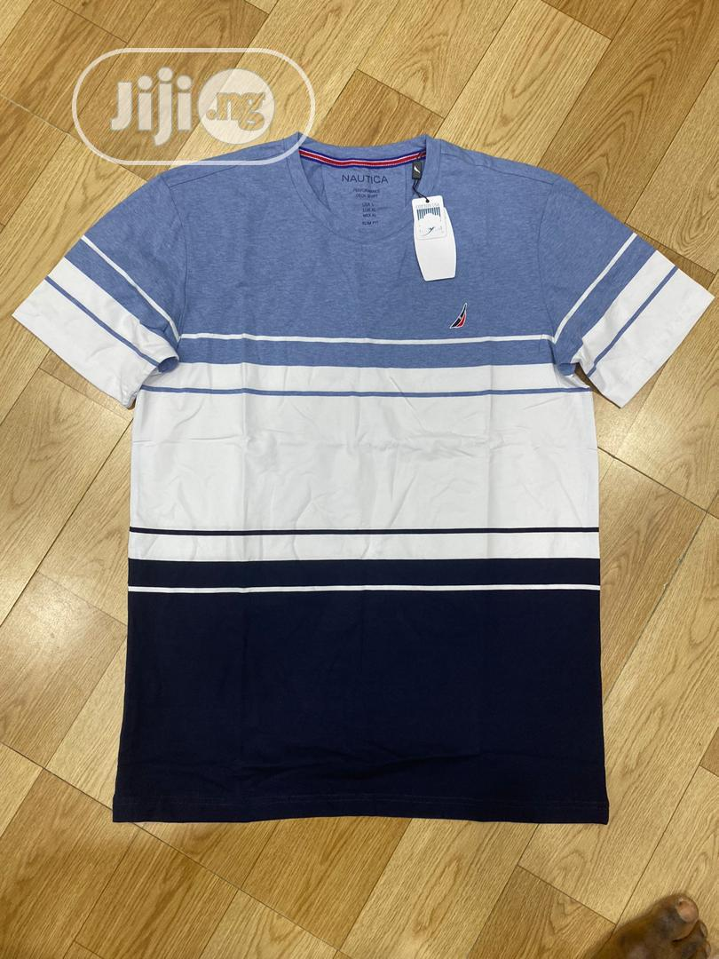 Original Nautica Roundneck Tshirts | Clothing for sale in Lagos Island, Lagos State, Nigeria