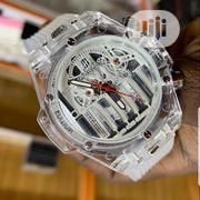 Hublot Rubber Big Bang Watch | Watches for sale in Lagos State, Agboyi/Ketu