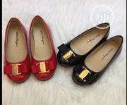 Salvatore Ferragamo Flat Shoe for Girls | Children's Shoes for sale in Lagos State, Lekki Phase 1