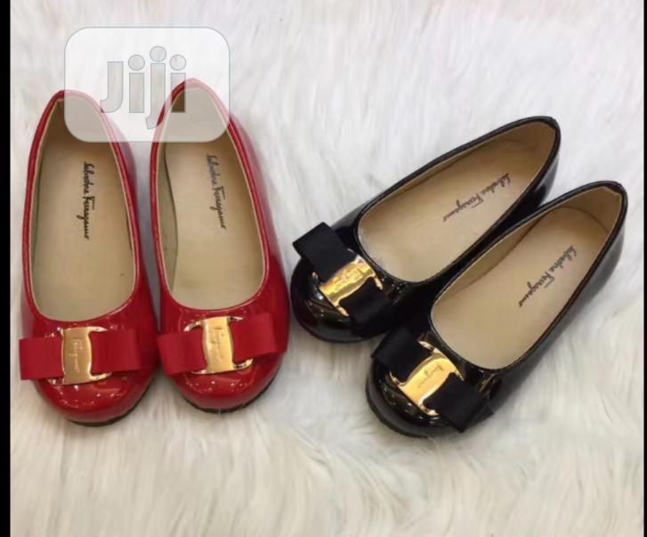 Archive: Salvatore Ferragamo Flat Shoe