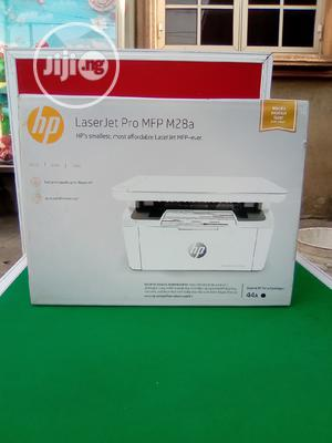 HP Laserjet 3 In 1 Pro Mfp M28a | Printers & Scanners for sale in Lagos State, Lekki