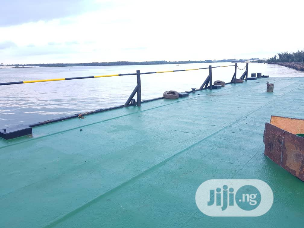 1000tons Ram Barge For Sale