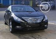 Hyundai Sonata 2012 Black | Cars for sale in Lagos State, Ikeja