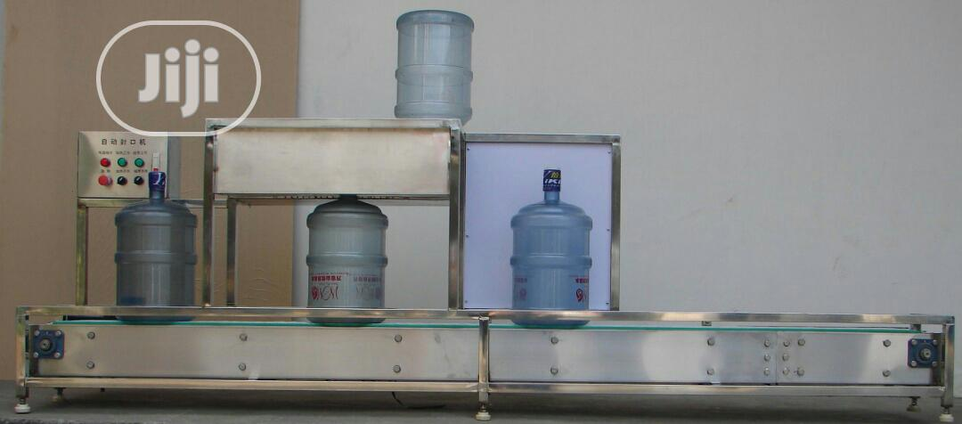 Bottle Water Machines for Sell   Manufacturing Equipment for sale in Port-Harcourt, Rivers State, Nigeria