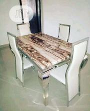 Dinning Table With 4 Chairs   Furniture for sale in Lagos State, Ojo