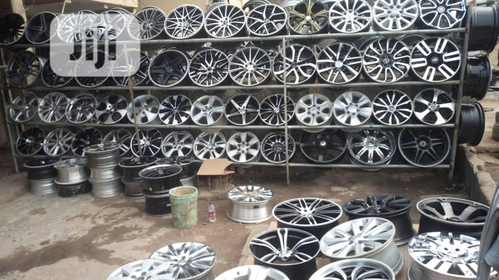 Alloy Rim Different Sizes Available