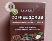 Isner Mile Coffee Scrub For Stretch Marks, Cellulite And Wrinkles | Skin Care for sale in Lagos State, Isolo