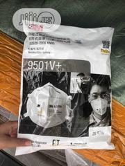 3m Nose Mask 9501v+ Series (25pcs In A Pack) | Safety Equipment for sale in Lagos State, Lagos Island