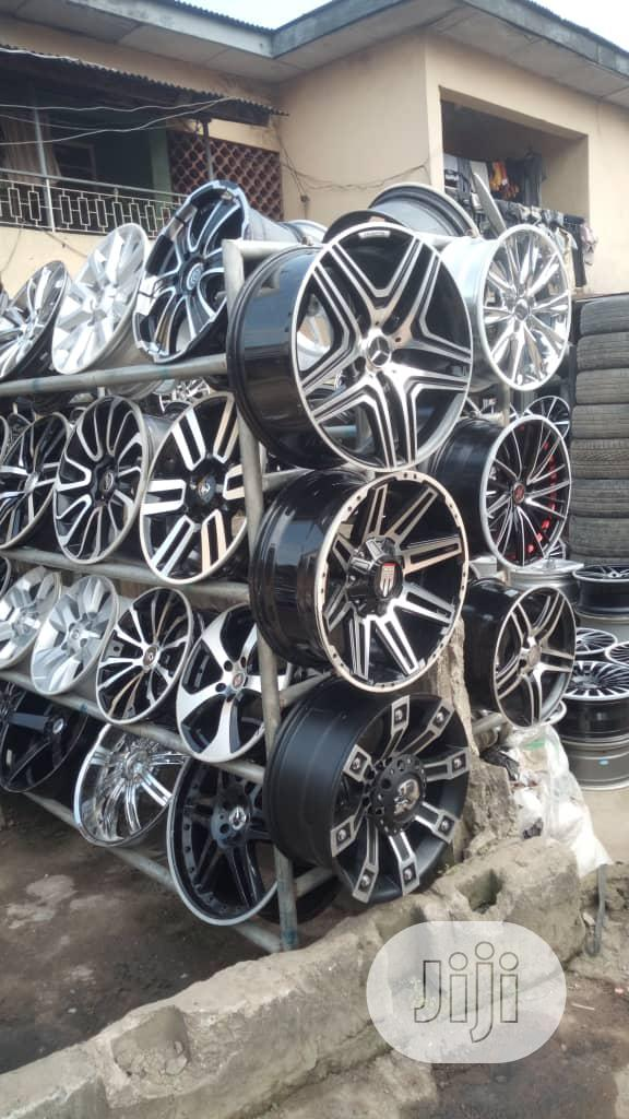 Alloy Rims At Affordable Prices