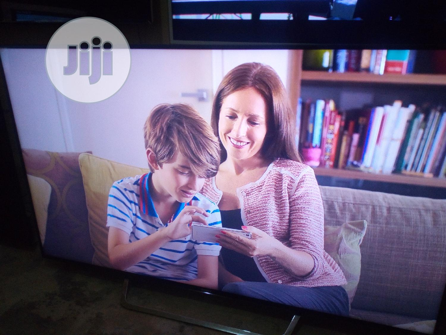 """London Used 65"""" Sony Android Tv"""