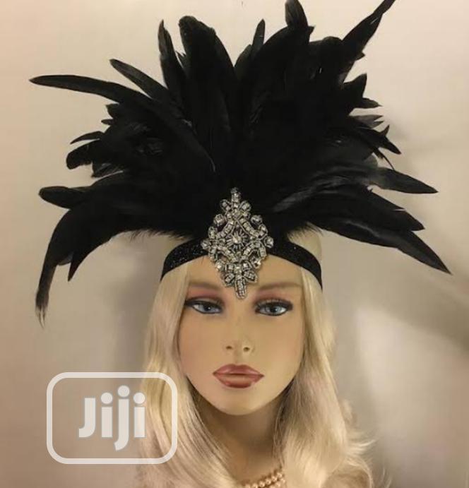 Luxury Great Gatsby Hair Band