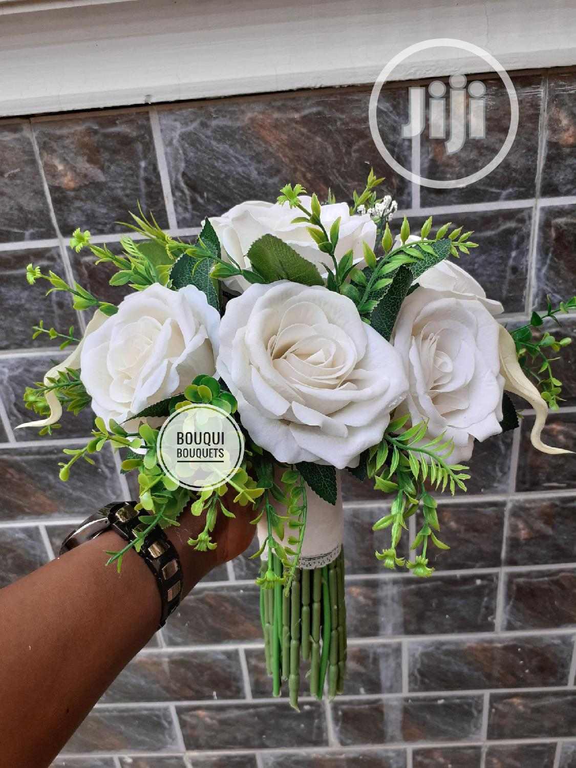 Bridal Bouquet | Wedding Wear & Accessories for sale in Wuse, Abuja (FCT) State, Nigeria
