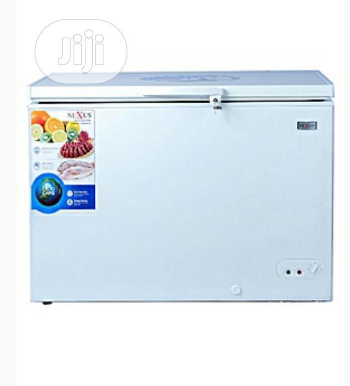 200 Litres Nexus Chest Freezer