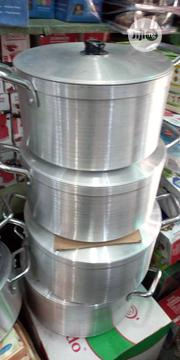 Quality Commerical Cooking Pot By 4   Kitchen & Dining for sale in Lagos State, Lagos Island