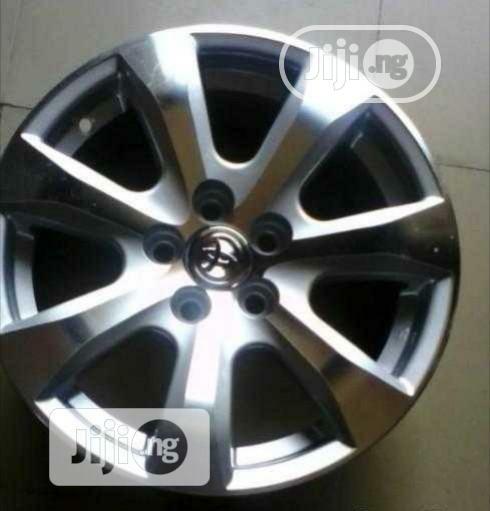 15rim For Toyota Corolla...