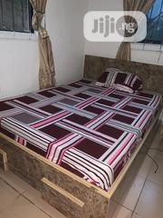 High Quality Bedsheets With 4 Pillow Cases -6*6 | Home Accessories for sale in Lagos State, Ilupeju