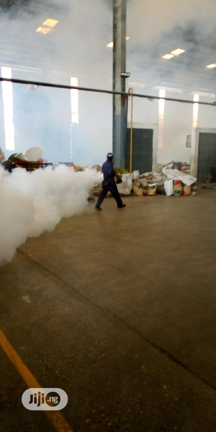 Fumigation And Pest Control | Cleaning Services for sale in Ikeja, Lagos State, Nigeria