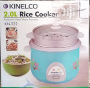 Quality Kinelco 2.0ltr Rice Cooker | Kitchen Appliances for sale in Lagos State, Lagos Island