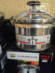 Quality El_sultana Star 7ltr Pressure Cooker | Kitchen Appliances for sale in Lagos State, Lagos Island