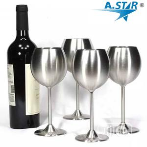 Stainless Steel Wine Glass | Kitchen & Dining for sale in Lagos State, Ojo