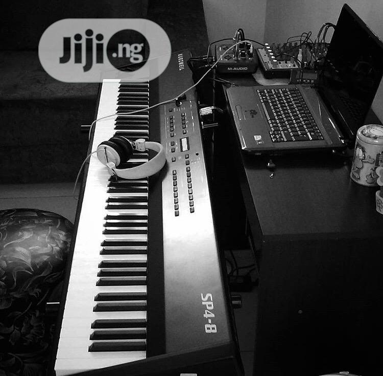 Kurzweil SP4-8 88-Key Stage Piano | Musical Instruments & Gear for sale in Ojo, Lagos State, Nigeria