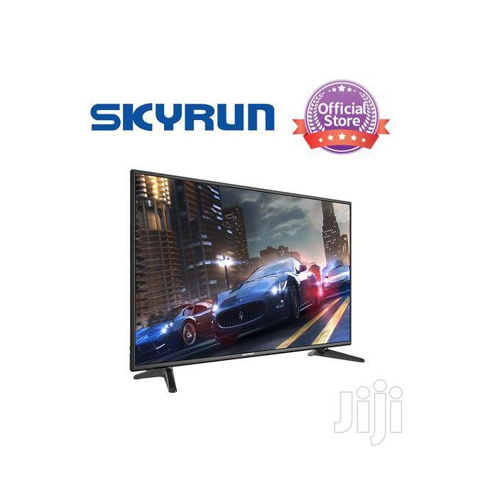 "Archive: Skyrun 43"" LED- FHD TV With Wall Bracket - Black"