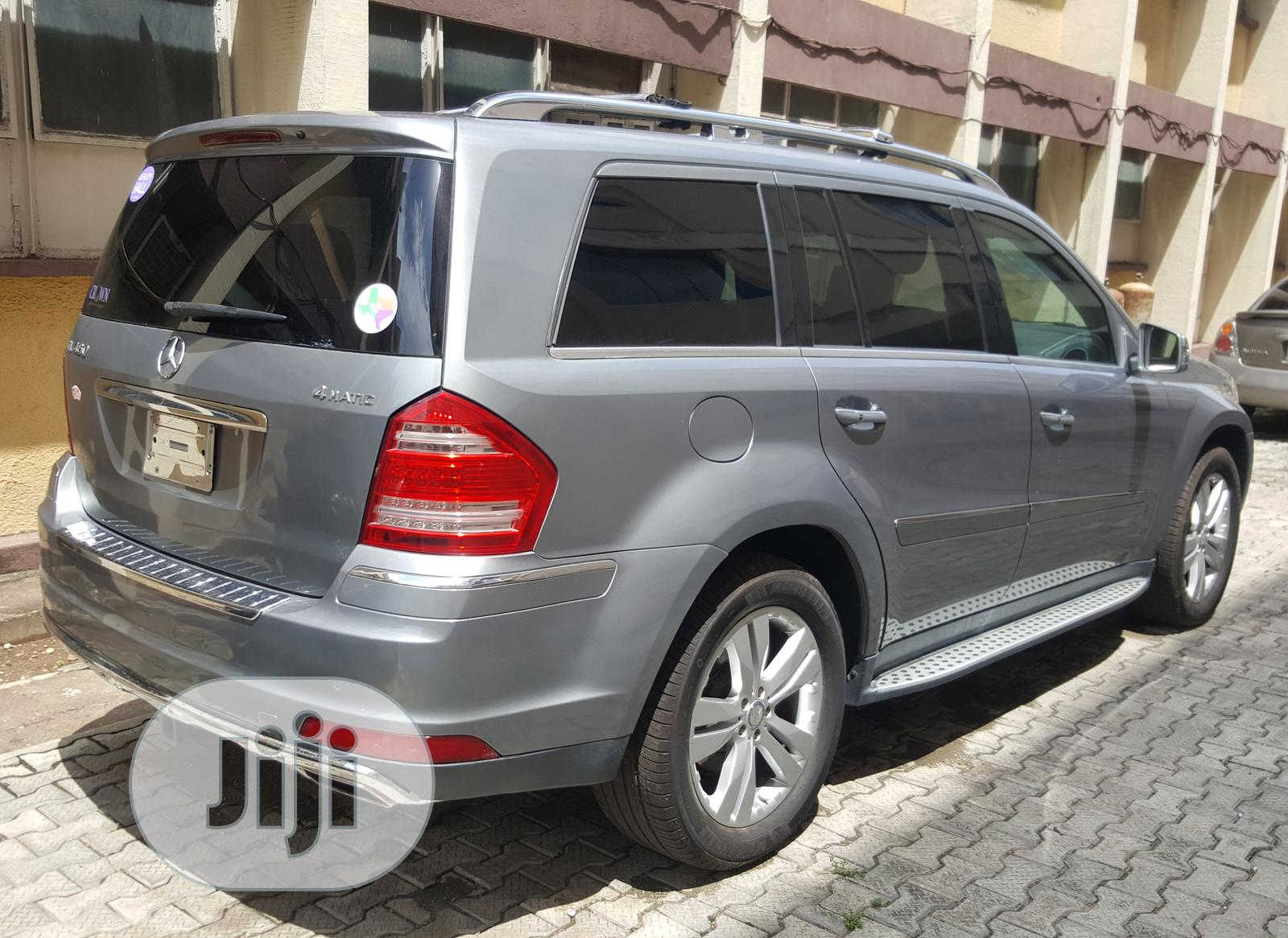 Mercedes-Benz GL Class 2010 GL 450   Cars for sale in Lagos Island, Lagos State, Nigeria