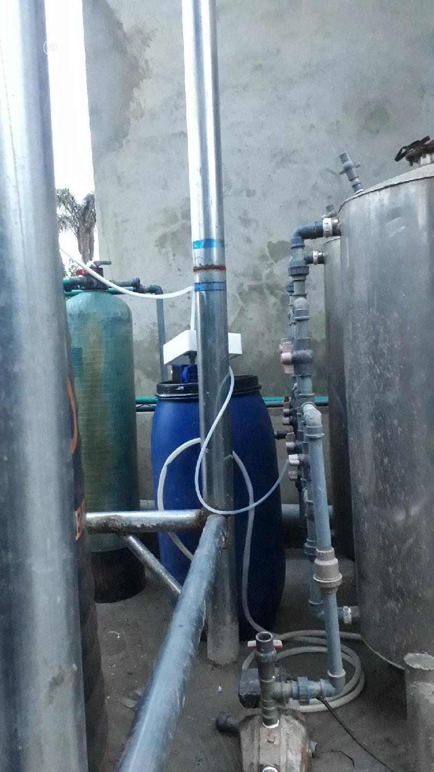 Water Treatment.