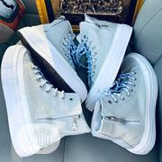 "Converse Chuck Taylor ""Glitter Silver 