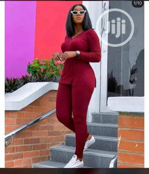 Female Bodycon Trouser And Top   Clothing for sale in Lagos State, Ikeja