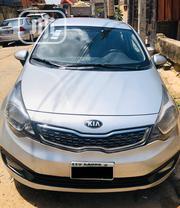 Kia Rio 2013 Gray   Cars for sale in Lagos State, Alimosho