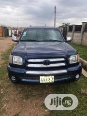 Toyota Tundra 2004 Automatic Blue | Cars for sale in Ogun State, Ewekoro
