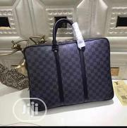 Louis Vuitton(LV) Leather Bag for Men's | Bags for sale in Lagos State, Lagos Island