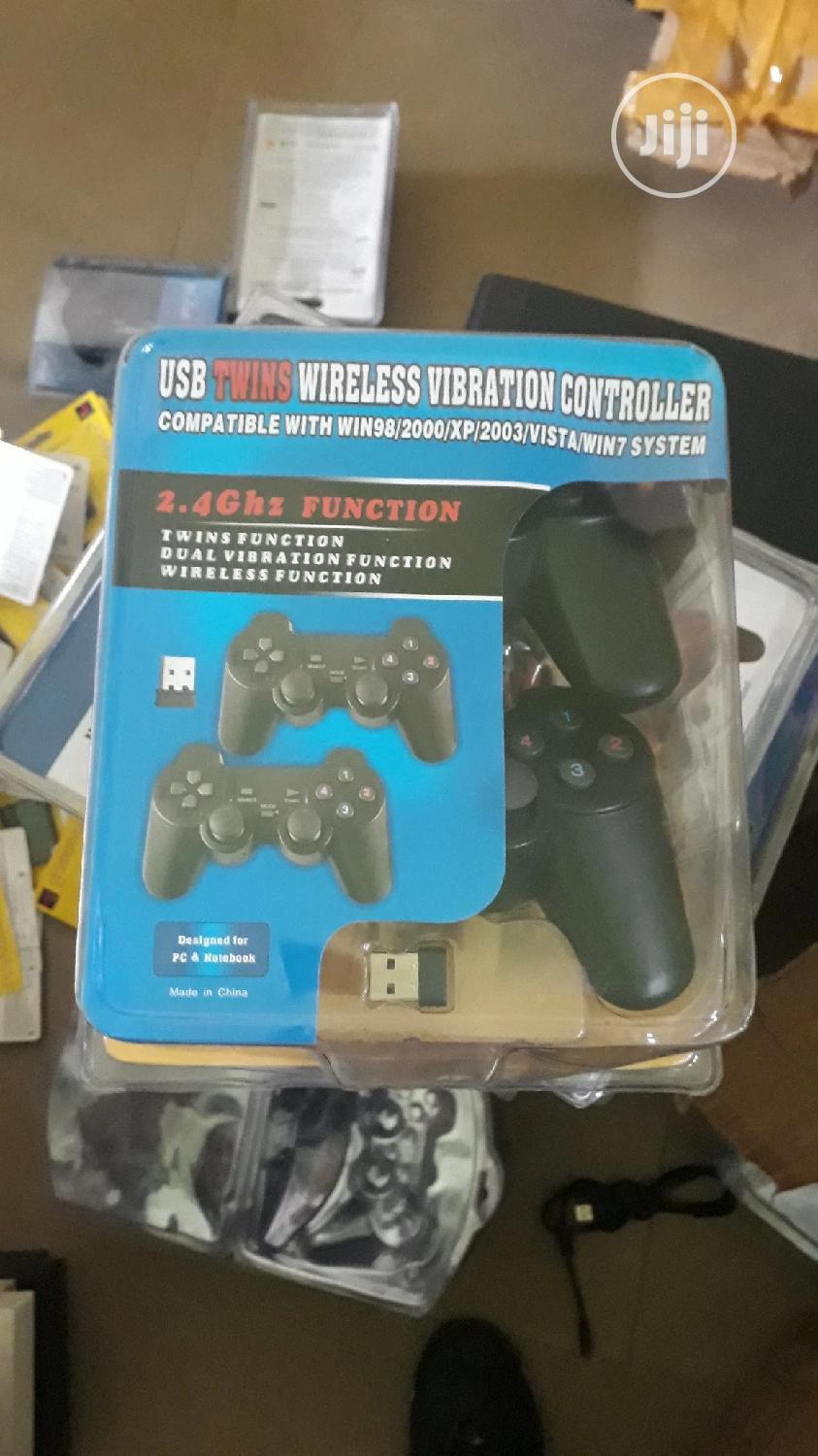 Archive: Single And Double Wireless Pad Controller For Laptop
