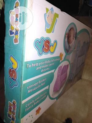 Newborn Baby Crib Bed Bassinet Stroller | Children's Furniture for sale in Lagos State, Mushin