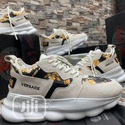 Versace Designer Sneakers | Shoes for sale in Lagos State, Magodo