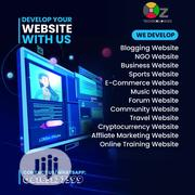 Web Development Services/ Andriod APP | Computer & IT Services for sale in Lagos State, Surulere
