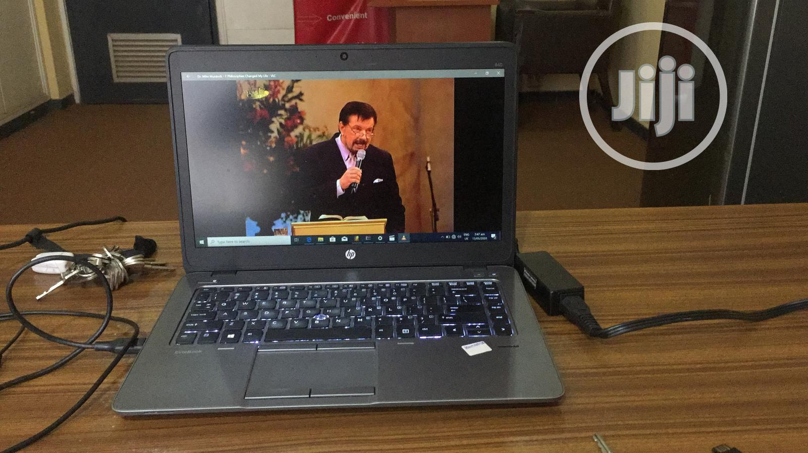 Archive: Laptop HP EliteBook 840 G2 8GB Intel Core I7 HDD 320GB