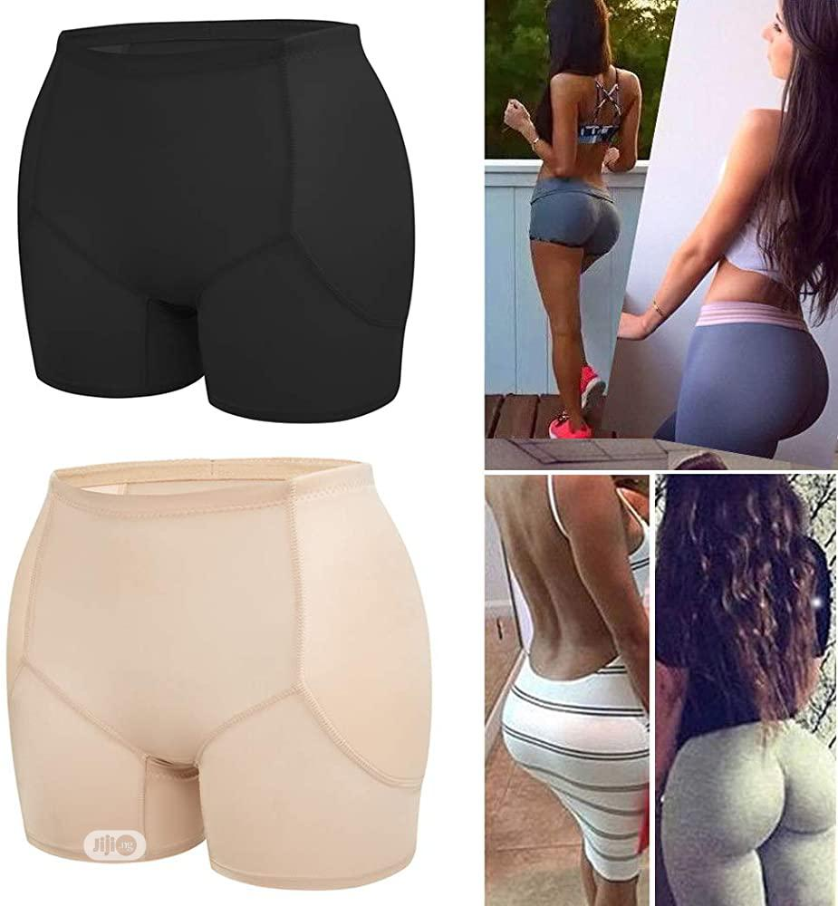 Instant Hips Enlargement Shorts - Padded