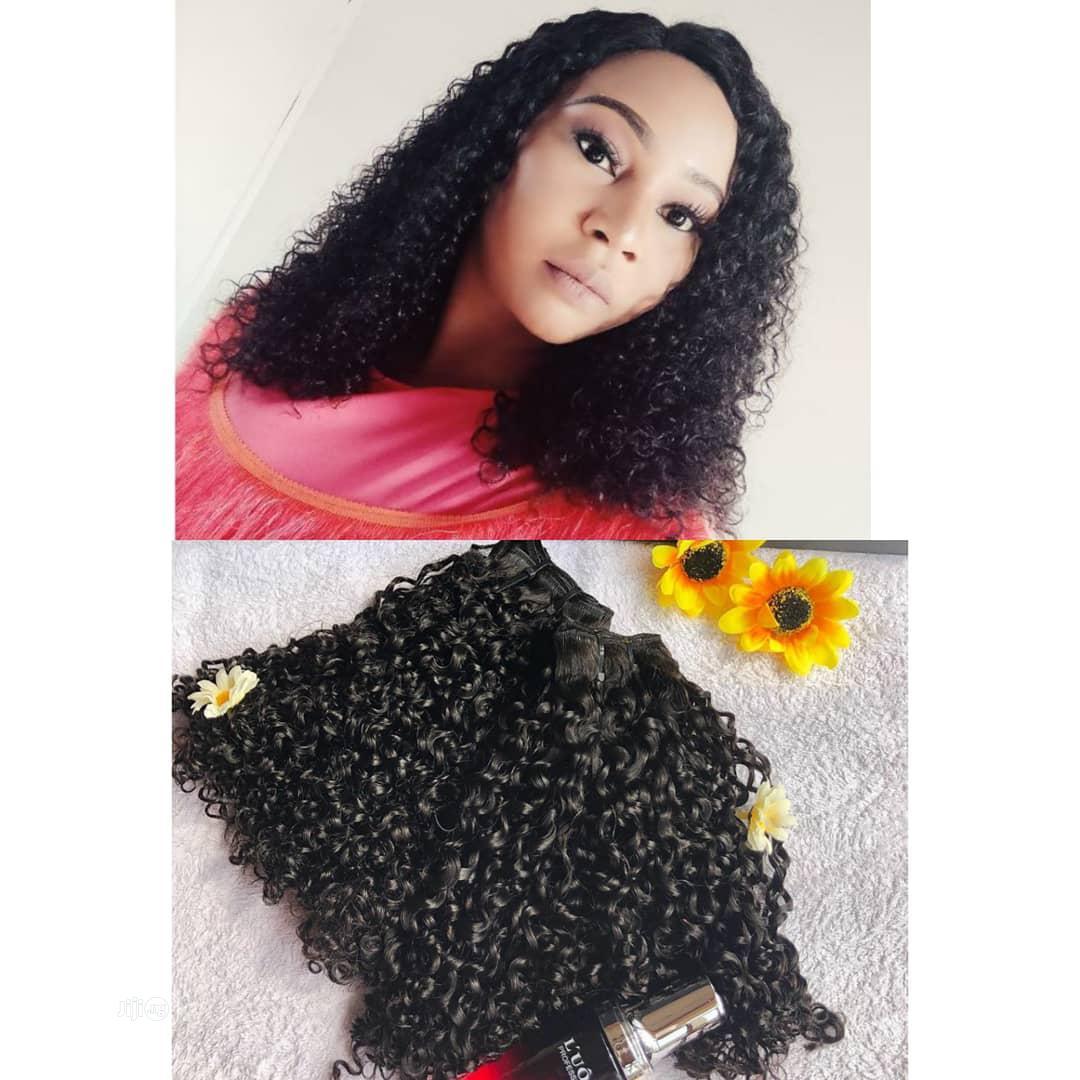 200 Grams Pixxie Curls With Closure