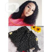 200 Grams Pixxie Curls With Closure   Hair Beauty for sale in Lagos State, Kosofe